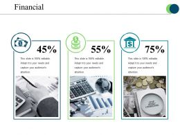 Financial Ppt Examples Slides Template 1