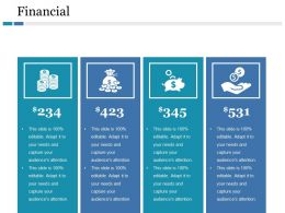 Financial Ppt File Format Ideas