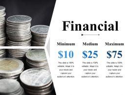 Financial Ppt File Portfolio
