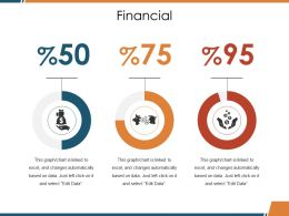 Financial Ppt Graphics