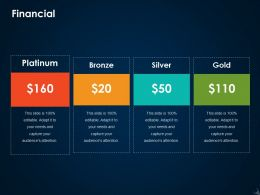 Financial Ppt Icon Example