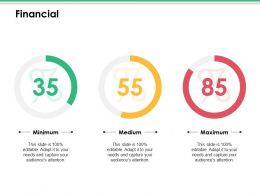 Financial Ppt Infographics Design Ideas