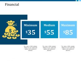 Financial Ppt Layouts Background Image