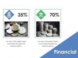 Financial Ppt Model