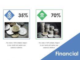 Financial Ppt Model