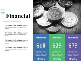 Financial Ppt Pictures Example Topics