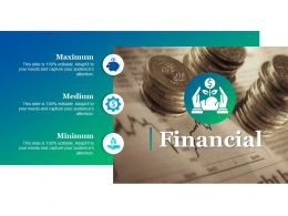 Financial Ppt Pictures Slide