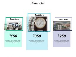 Financial Ppt Powerpoint Presentation Gallery Styles