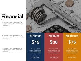 Financial Ppt Powerpoint Presentation Inspiration Example Topics