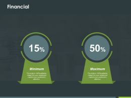 Financial Ppt Powerpoint Presentation Styles Show