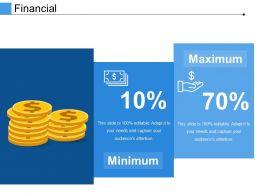 Financial Ppt Presentation