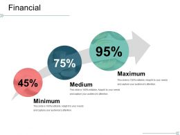Financial Ppt Presentation Examples Template 1