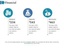 Financial Ppt Professional