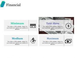 Financial Ppt Professional Graphics Download