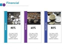 Financial Ppt Professional Ideas