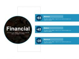 Financial Ppt Professional Infographic Template