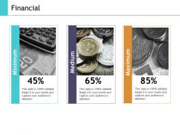 Financial Ppt Show Grid