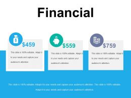 Financial Ppt Slide Themes