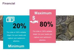 Financial Ppt Slides Show