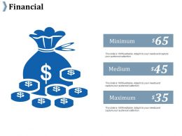 Financial Ppt Styles Background Designs