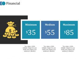 Financial Ppt Styles Display