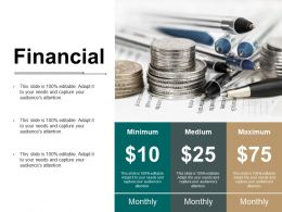 Financial Ppt Styles Slideshow