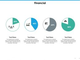 Financial Ppt Summary Designs Download