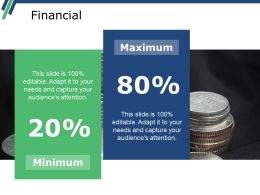 Financial Ppt Summary Example