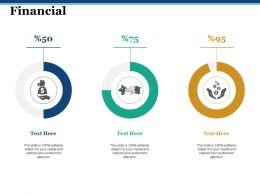 Financial Ppt Summary Graphics Download