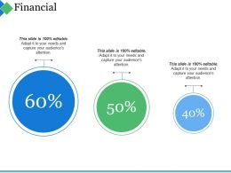 Financial Ppt Summary Picture