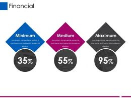 Financial Ppt Themes