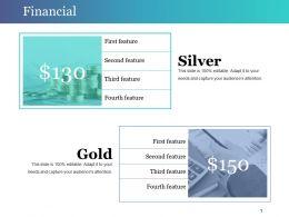 Financial Presentation Powerpoint Templates 1