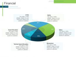 Financial Presenting Oneself For A Meeting Ppt Template