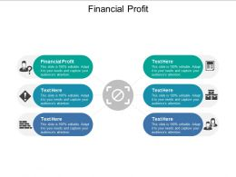 Financial Profit Ppt Powerpoint Presentation Gallery Elements Cpb