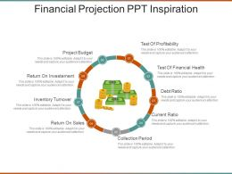 Financial Projection Ppt Inspiration