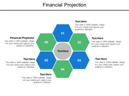 Financial Projection Ppt Powerpoint Presentation Model Ideas Cpb