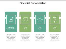 Financial Reconciliation Ppt Powerpoint Presentation Portfolio Slideshow Cpb