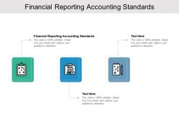 Financial Reporting Accounting Standards Ppt Powerpoint Designs Cpb