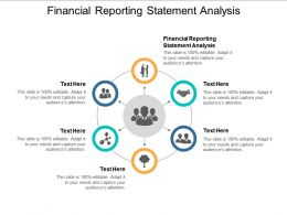 Financial Reporting Statement Analysis Ppt Powerpoint Presentation Styles Introduction Cpb