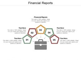 Financial Reports Ppt Powerpoint Presentation Summary Tips Cpb