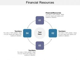 Financial Resources Ppt Powerpoint Presentation Show Information Cpb