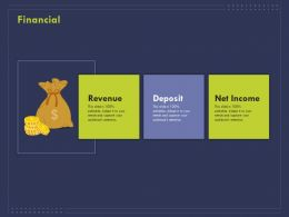 Financial Revenue L1830 Ppt Powerpoint Presentation Layouts Template