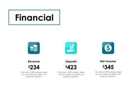 Financial Revenue L239 Ppt Powerpoint Presentation Visual Aids