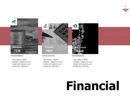 Financial Revenue Marketing L345 Ppt Powerpoint Presentation Show