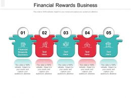 Financial Rewards Business Ppt Powerpoint Presentation Outline Graphics Pictures Cpb