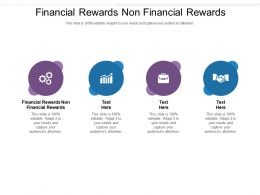 Financial Rewards Non Financial Rewards Ppt Powerpoint Presentation Portfolio Deck Cpb