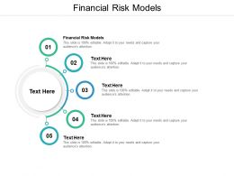 Financial Risk Models Ppt Powerpoint Presentation Portfolio Aids Cpb