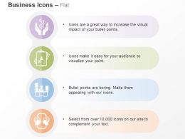 Financial Saving Financial Data Business Communication Ppt Icons Graphics