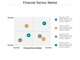 Financial Service Market Ppt Powerpoint Presentation Layouts Samples Cpb