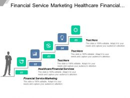 Financial Service Marketing Healthcare Financial Services Payment Strategy Cpb